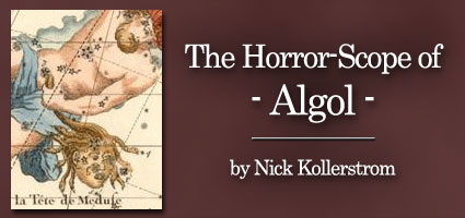 The Horror-scope of Algol by Nick Kollerstom