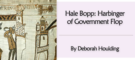 Hale Bopp: Harbinger of Government Flop