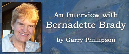 An Interview with Bernadette Brady by Garry Phillipson