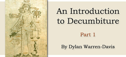 An Introduction to Decumbiture, part 1, by Dylan Warren-Davis