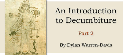 An Introduction to Decumbiture, part 2, by Dylan Warren-Davis