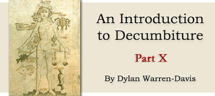 An Introduction to Decumbiture, part 10, by Dylan Warren-Davis