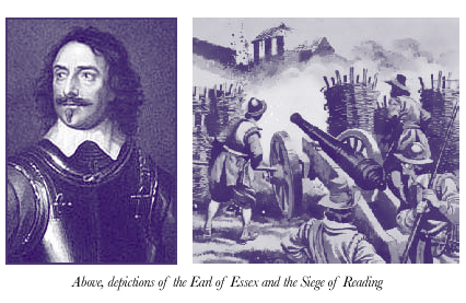 Earl of Essex and the Siege of Reading