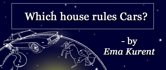 Which House rules Cars? By Ema Kurent