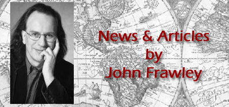 News and articles by John Frawley