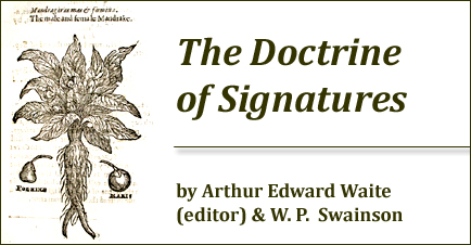 The Doctrine of Signatures