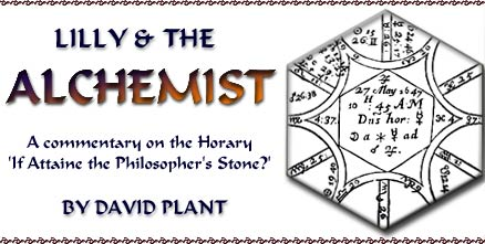 Lilly and the Alchemist by David Plant