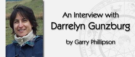 An Interview with Darrelyn Gunzburg by Garry Phillipson