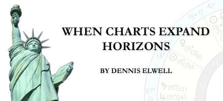When Charts Expand Horizons by Dennis Elwell