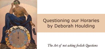 Questioning our Horaries by Deborah Houlding