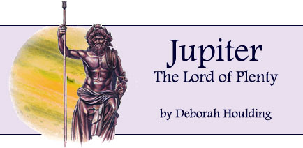 Jupiter: Lord of Plenty by Deborah Houlding