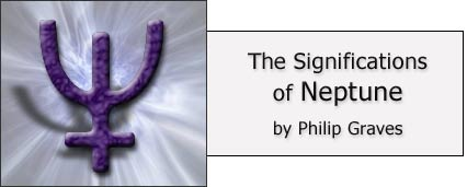 The Significations of Neptune by Philip Graves