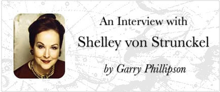 An Interview with Shelley von Strunckel by Garry Phillipson
