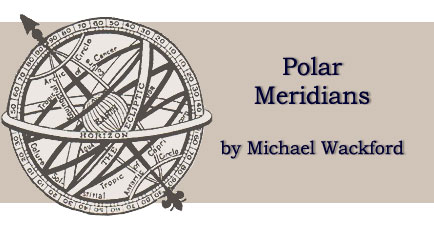 Polar Meridians by Michael Wackford